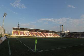 Stadionul Marin Anastasovici, Giurgiu