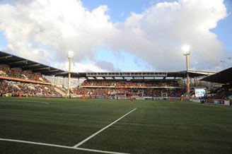 Stade du Moustoir, Lorient
