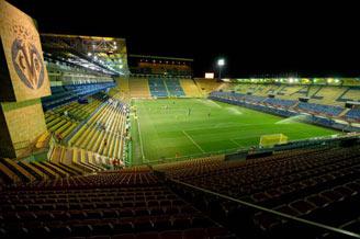 Estadio de la Cerámica, Villarreal