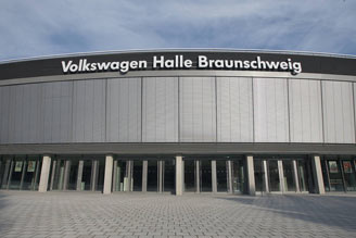 Volkswagen Halle