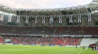 Konya Büyükşehir Stadyumu, Konya
