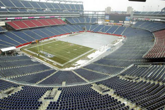 Gillette Stadium, Foxborough, MA