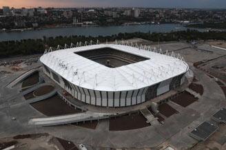 Rostov Arena, Rostov