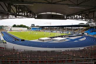 Linzer Stadion, Linz