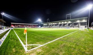 BWT-Stadion am Hardtwald