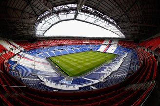 Groupama Stadium, Lyon