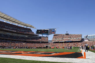 Paul Brown Stadium, Cincinnati, OH