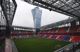 VEB Arena, Moskau