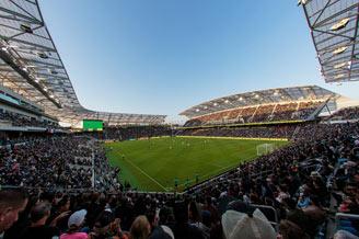 Banc of California Stadium, Los Angeles, CA