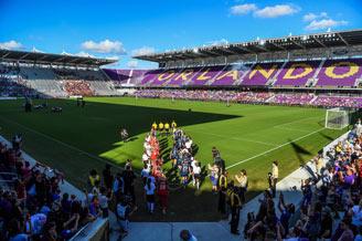 Exploria Stadium, Orlando, FL
