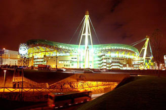 Estádio José Alvalade, Lissabon