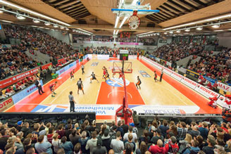 Sporthalle Gießen-Ost
