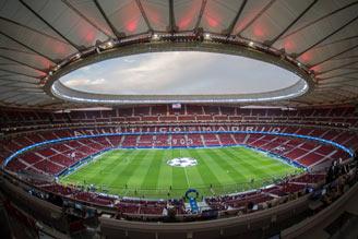 Wanda Metropolitano, Madrid