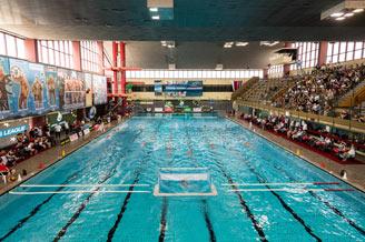 Sport- und Lehrschwimmhalle Schöneberg