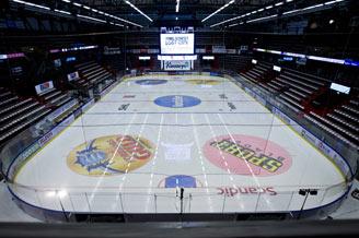 Behrn Arena (Ice Hockey)