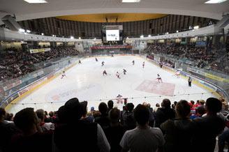 Tiroler Wasserkraft Arena Innsbruck