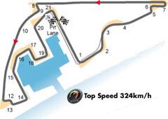 Yas Marina Circuit, Abu Dhabi