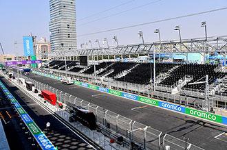 Jeddah Street Circuit, Jeddah