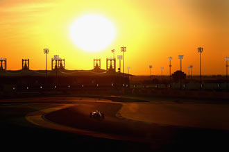 Bahrain International Circuit, al Manāma