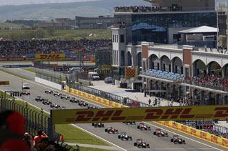 Istanbul Park Circuit, Istanbul