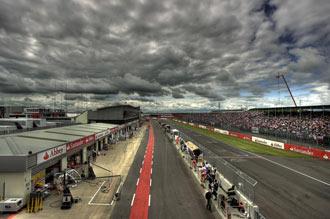 Grand Prix Circuit Silverstone, Silverstone