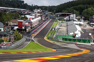 Circuit de Spa-Francorchamps, Spa-Francorchamps