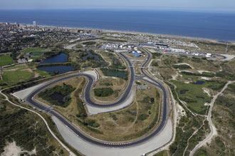 Circuit Zandvoort, Zandvoort