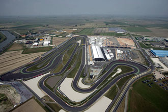 Adria International Raceway, Adria