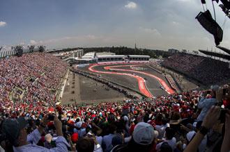Autódromo Hermanos Rodríguez, México, D.F.