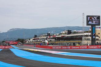 Circuit Paul Ricard, Le Castellet