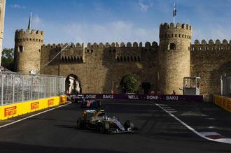 Baku City Circuit, Baku