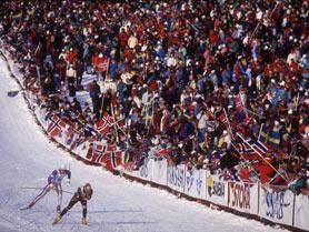 Svenska Skidspelen Falun, Falun