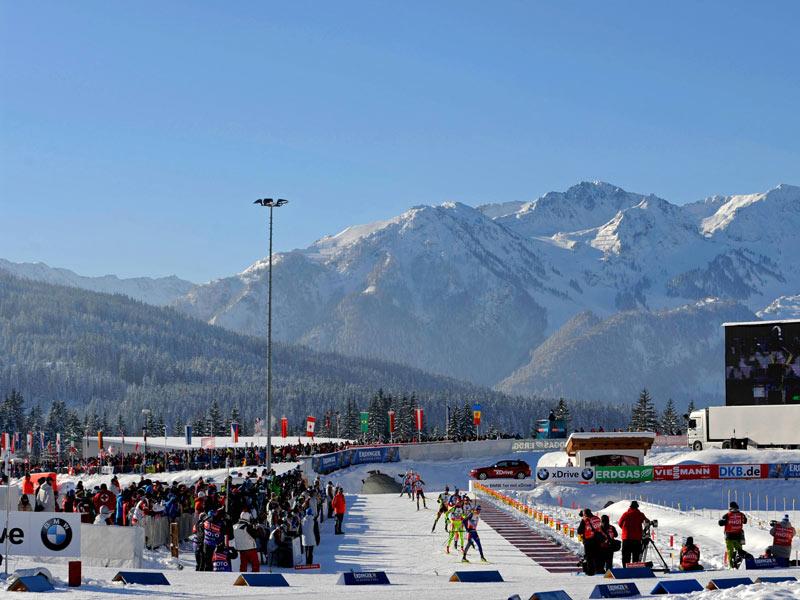 Biathlonstadion Hochfilzen
