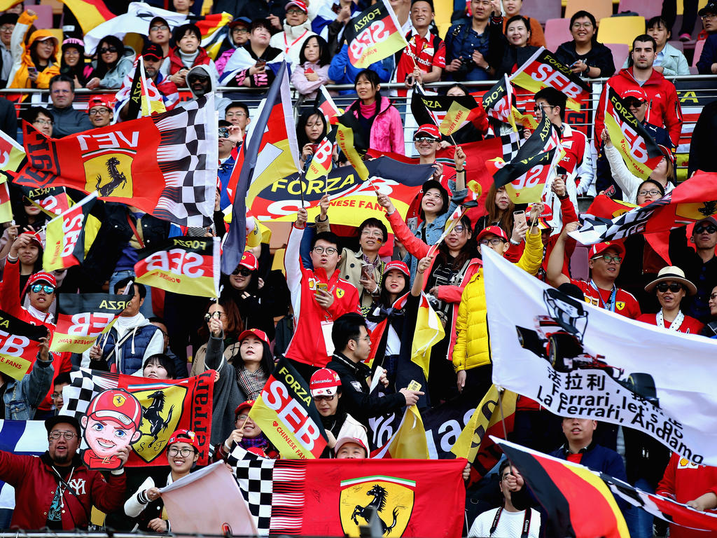 Über 5 Millionen Zuschauer verfolgten den China-GP auf RTL