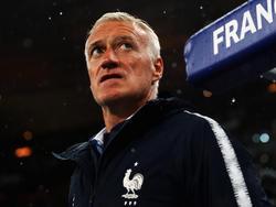 Didier Deschamps will unbedingt Gruppenerster werden