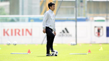 Hajime Moriyasu ist neuer Trainer von Japan