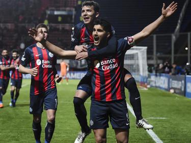 San Lorenzo volvió a la senda de la victoria. (Foto: Imago)