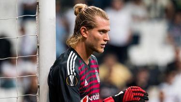 Loris Karius wechselte im Somme zum türkischen Erstligisten Besiktas