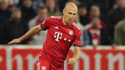 Arjen Robben will mit dem FC Bayern den Turnaround schaffen