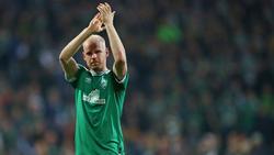 Der Bremer Davy Klaassen sieht keine Werder-Krise