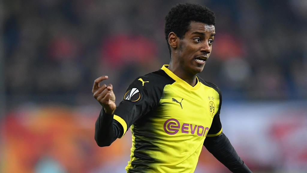 Alexander Isak traf zum zwischenzeitlichen 2:2 für den BVB