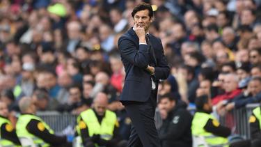 Santiago Solari bleibt angeblich Trainer von Real Madrid