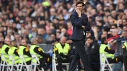 Real Madrid siegte am Samstag mit 2:0