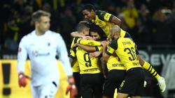 Höhenflug bei Borussia Dortmund: Der BVB peilt die Herbstmeisterschaft an