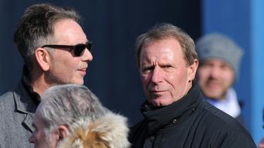 Berti Vogts lobt die Frankfurter Eintracht
