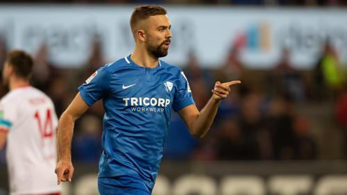 Lukas Hinterseer steht vor einem Wechsel zum HSV