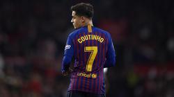 Philippe Coutinho hat es nicht leicht beim FC Barcelona