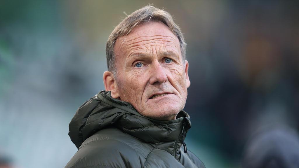BVB-Boss Watzke blickt mit großen Ambitionen der neuen Saison entgegen