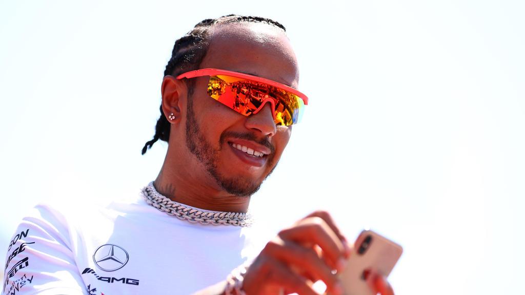 Älter und weiser: Lewis Hamilton
