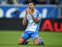 Jiloan Hamad hat die TSG Hoffenheim in Richtung Schweden verlassen